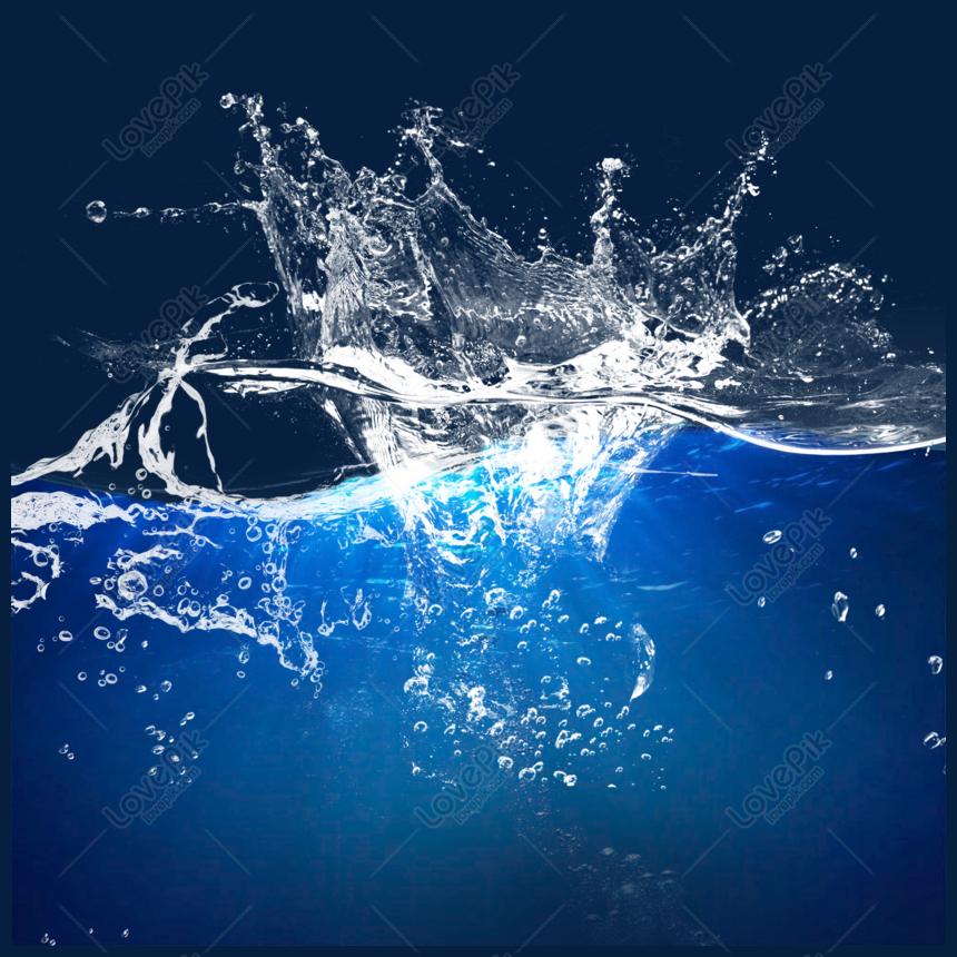 Télécharger photo water splash png
