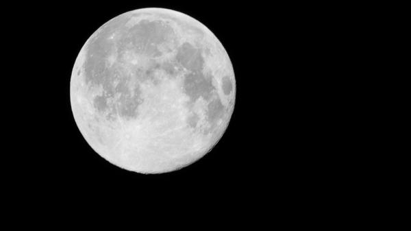 Télécharger photo white moon png